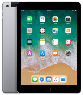 Apple iPad 6-2018 Wi-Fi  128GB