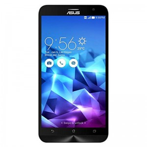 Asus Zenfone 2 Plus Deluxe Dual SIM Plus Miracle Bundle 64GB
