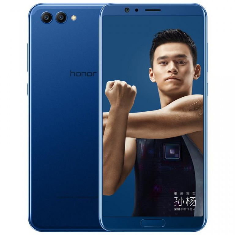 Huawei Honor V10 Dual SIM With 6GB RAM -64GB